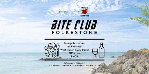 West Indian Curry Night BYOB - Bite Club Folkestone