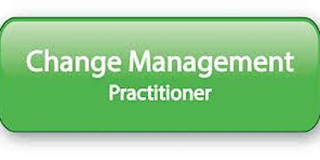 Change Management Practitioner 2 Days Virtual Live Training in Eindhoven tickets
