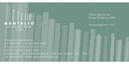 2020 Montalto Sculpture Prize announcement