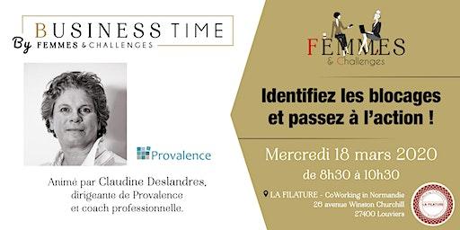 Business Time  - Identifiez les blocages et passez à l'action ! -  Louviers
