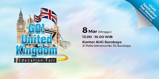 GO! United Kingdom - Education Fair