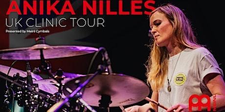 Anika Nilles Drum Clinic - PMT Birmingham tickets