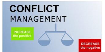 Conflict Management 1 Day Training in Fredericksburg, TX