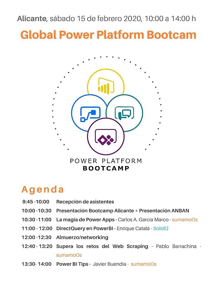 Imagen de Global Power  Platform Bootcamp