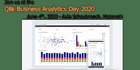 Qlik Business Analytics Day 2020 tickets