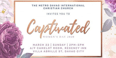 Captivated: Women's Day 2020 tickets