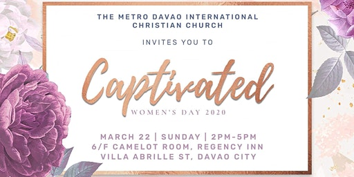 Captivated: Women's Day 2020