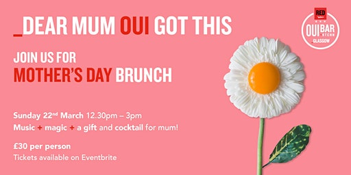Mother's Day Brunch at Radisson RED