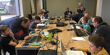 CoderDojo Ham - 14/03/2020 tickets