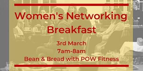 Abergavenny's Women's Networking Breakfast tickets