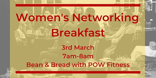 Abergavenny's Women's Networking Breakfast