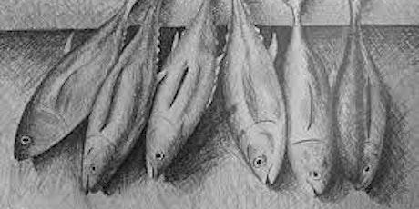 'Techno Fish' Life Drawings tickets