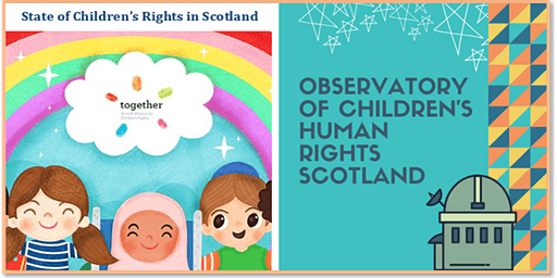 Launch of SOCRR 2019 & the Observatory of Children's Human Rights Scotland
