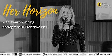 Her Horizon with Franziska Iseli in Sydney tickets