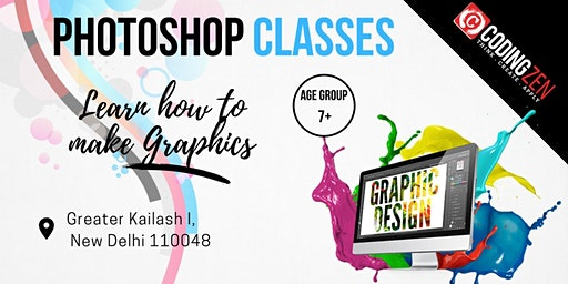Adobe Photoshop Workshop For Kids
