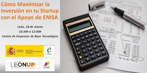 Cómo Maximizar la Inversión en tu StartUp con el Apoyo de ENISA
