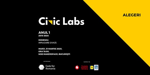 Implicare Civică //  Alegeri // Raport Civic Labs // AN 1
