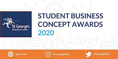 St George's Student Business Concept Awards 2020 tickets