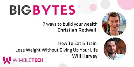 Big Bytes- Wealth and Wellness tickets