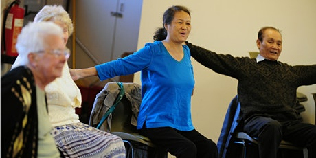 MMO Chair based Dance and Movement - Recovery College Mirfield tickets