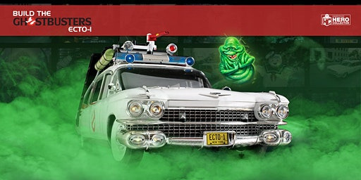 Hero Collector Presents: Build the Ghostbusters ECTO-1