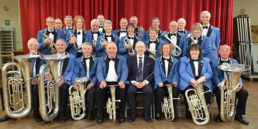 Swineshead Silver Band - Part of Bostons 1940s event