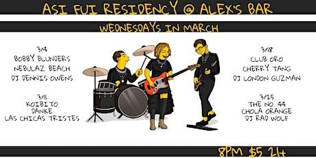 Asi Fui Wednesday Residency Night #4  ft. The No. 44 & Chola Orange tickets