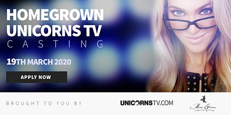 Homegrown Unicorns TV Casting Event tickets