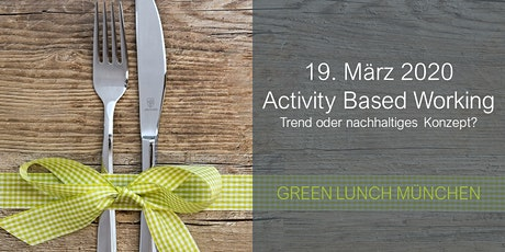 Green Lunch München Tickets