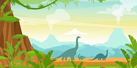 Dinosaur Tales tickets