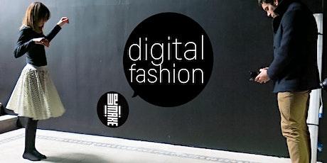 Digital Fashion Night -  5 maggio 2020 biglietti