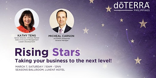 Rising Stars! Taking your Business to the Next Level!