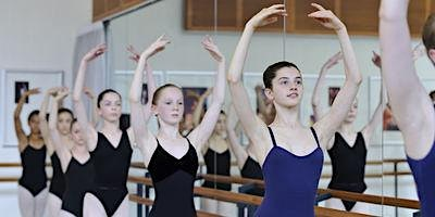 Ballet Training in Salford - Swan Lake, Grade 4–5