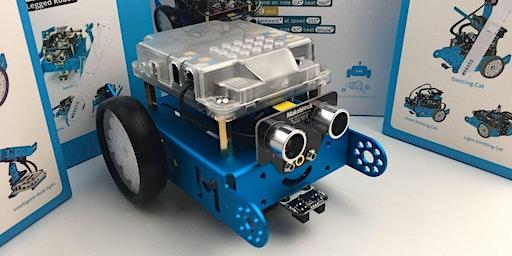 Atelier découverte : le robot mBot