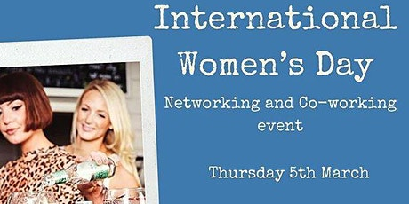 Didcot & Abingdon Women's Networking - Thursday 5th March tickets