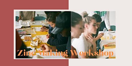 LGC Zine Making Workshop - Parsons Green Art Festival tickets