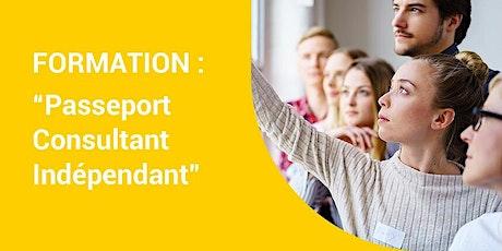 """""""Passeport Consultant"""" Formation gratuite le 25 février 2020 - Module #2 billets"""