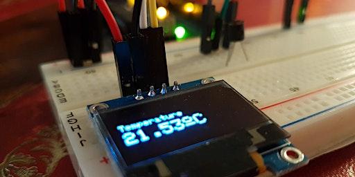 Projet : fabriquer un thermomètre électronique (adultes)