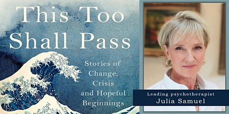 Hunting Raven presents... Julia Samuel: This Too Shall Pass tickets
