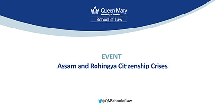 Assam and Rohingya Citizenship Crises tickets