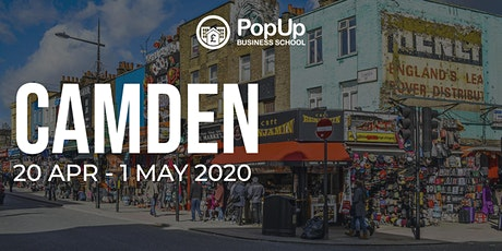 *POSTPONED* Camden - PopUp Business School | Making Money from your Passion tickets