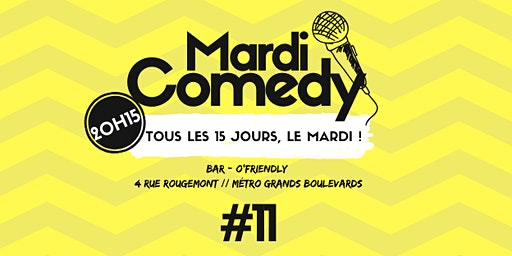 Mardi Comedy