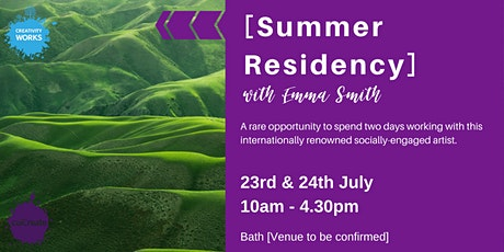 [Summer Residency] with Emma Smith tickets