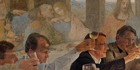 Le repas de ZEVS - Vernissage et conférence à ART42 billets
