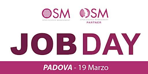 JOB DAY OSM - Lavora per l'azienda che hai sempre sognato