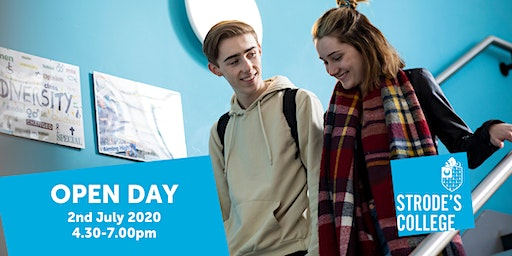 Strode's College Open Day