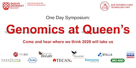 Genomics at Queen's, 2020 tickets
