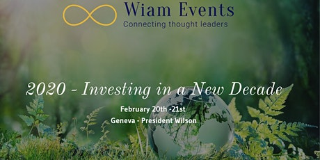 2020 - Investing in a New Decade tickets