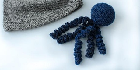 Beyond the Basics: Crochet Critters Workshop tickets
