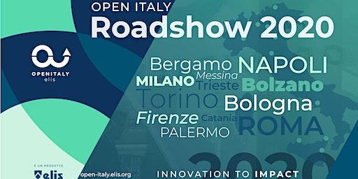 OPEN ITALY | ROADSHOW 2020 | Terna Innovation Hub | Napoli